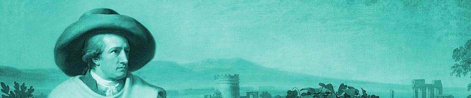 Goethe in der Campania