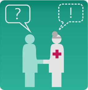 Patientenkommunikation